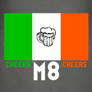 IRLAND M8 - Männer Slim Fit T-Shirt