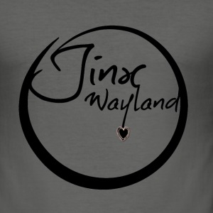 Jinx Wayland Circle - Slim Fit T-skjorte for menn