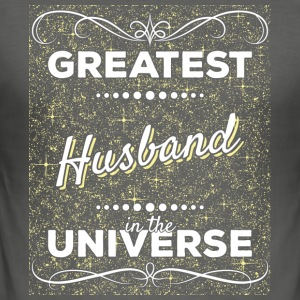 Greatest Man In The University! - slim fit T-shirt