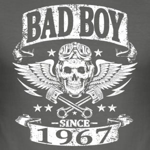 Bad boy since 1967 - Tee shirt près du corps Homme
