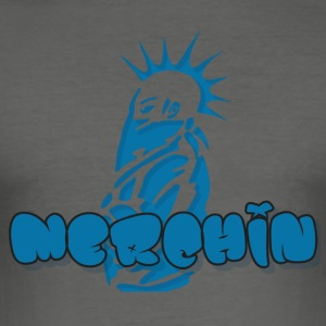 Merchin - slim fit T-shirt
