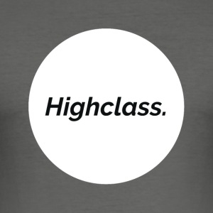 Highcalss - T-Shirt & Hoody - Men's Slim Fit T-Shirt