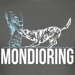 Mondioring - Herre Slim Fit T-Shirt