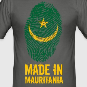 Made In Mauritanie / Mauritanie / موريتانيا - Tee shirt près du corps Homme