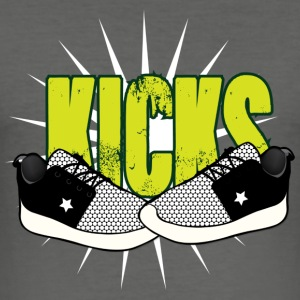 Kicks - slim fit T-shirt
