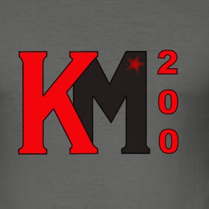 Karl Marx 200 - Slim Fit T-shirt herr