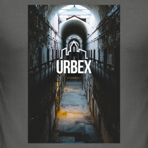 Urbex hall - Slim Fit T-shirt herr