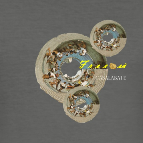 Freesà - Rotonde di Casalabate - Maglietta aderente da uomo
