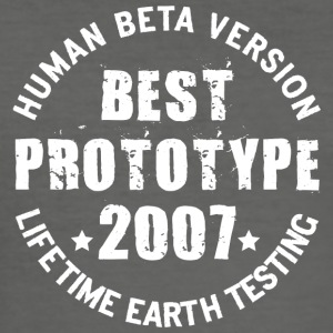 2007 - The birth year of legendary prototypes - Men's Slim Fit T-Shirt