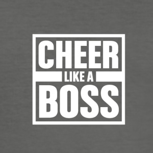 Heja som Boss - Cheerleading - Slim Fit T-shirt herr