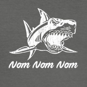 Hai - Nom Nom Nom - Men's Slim Fit T-Shirt