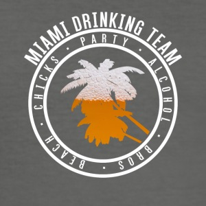 Shirt for Party vacation - Miami - Men's Slim Fit T-Shirt