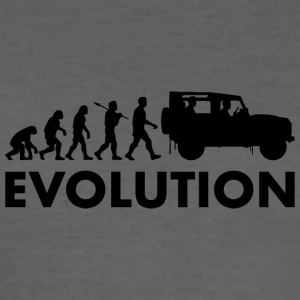 evolutie - slim fit T-shirt