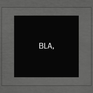 bla design - Herre Slim Fit T-Shirt