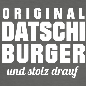 Original Datschiburger (Augsburg) - Slim Fit T-shirt herr