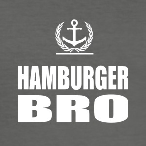 Hamburg - Herre Slim Fit T-Shirt
