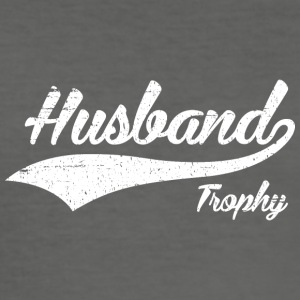 Trophy Husband - Slim Fit T-shirt herr