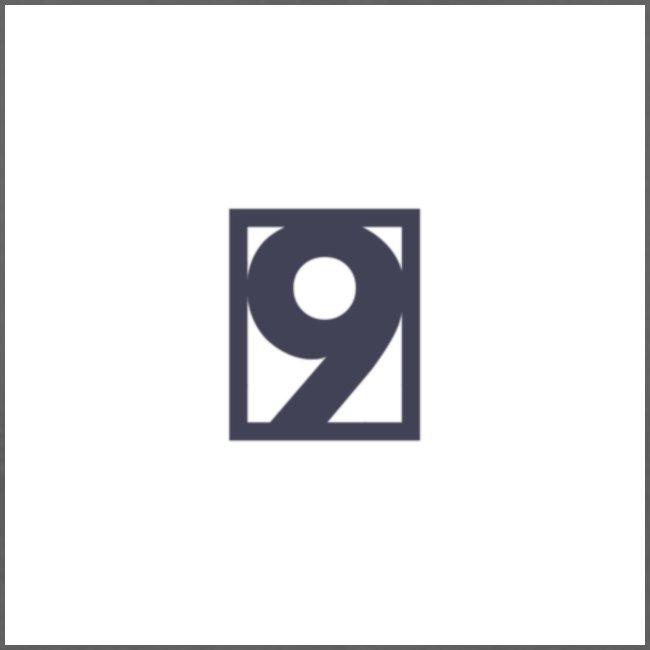 9 Clothing T SHIRT Logo