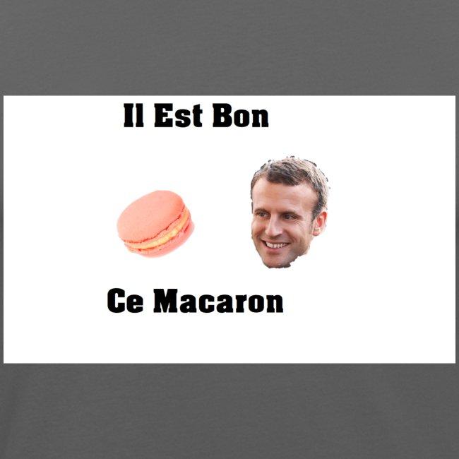 Il est bon ce Macaron