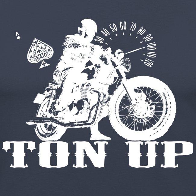 ton up white
