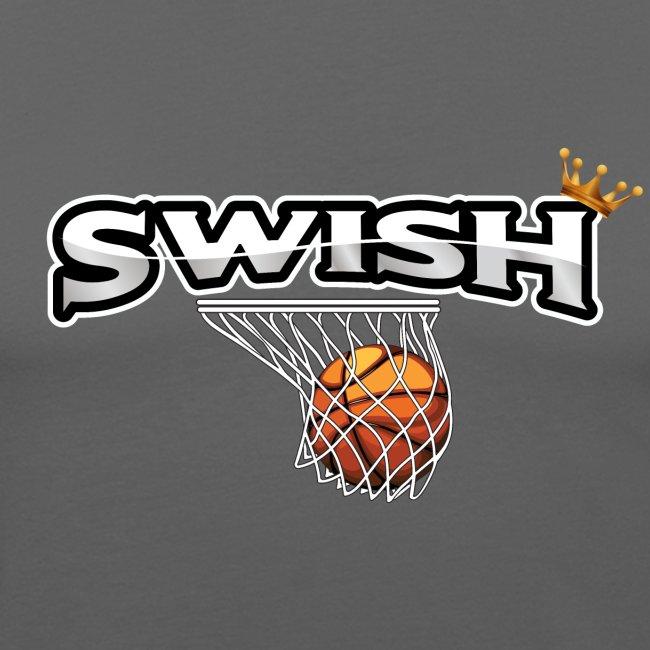 "The king of ""swish"" - For basketball players"