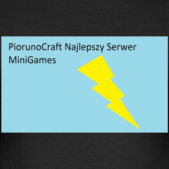 Koszulka Dla Dzieci PiorunoCraft