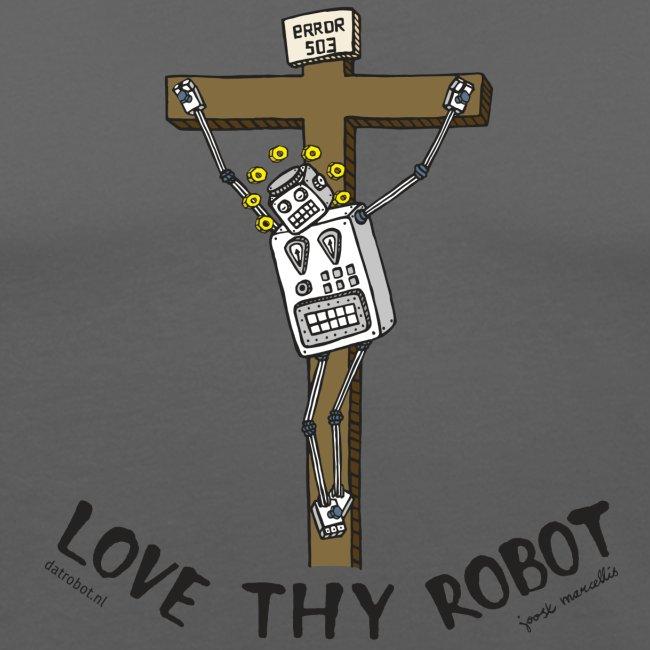 Dat Robot: Love Thy Robot Jesus Light