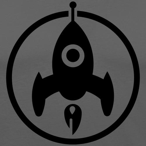 Rocketboys logo - slim fit T-shirt