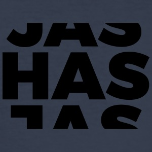 JasHasJas - Slim Fit T-shirt herr