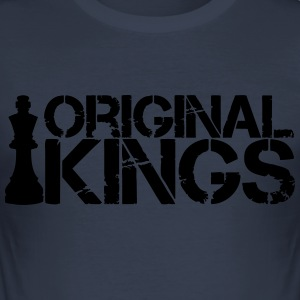 ursprungliga Kings - Slim Fit T-shirt herr