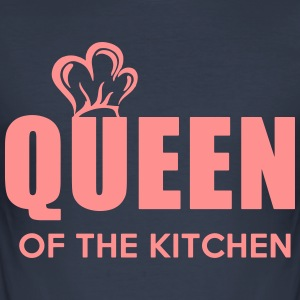 Queen of the Kitchen - Men's Slim Fit T-Shirt