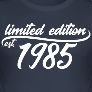 Limited Edition est 1985 - Men's Slim Fit T-Shirt