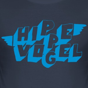 Hippe vogel - slim fit T-shirt