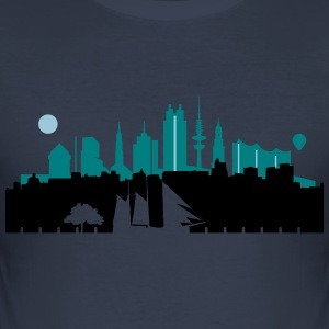 Hamburg - slim fit T-shirt