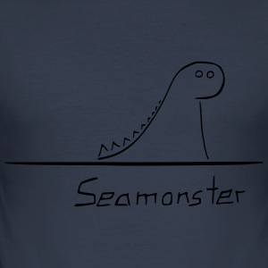 Seamonster - Tee shirt près du corps Homme