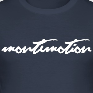 monte motion - Men's Slim Fit T-Shirt