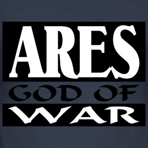 Ares _-_ God_Of_War - Camiseta ajustada hombre
