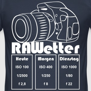 RAWetter - Herre Slim Fit T-Shirt