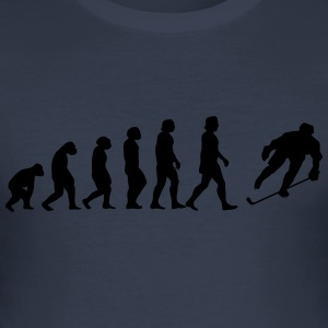 evolution hockey - Herre Slim Fit T-Shirt