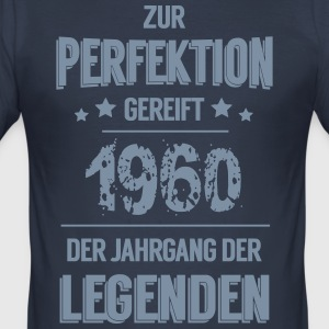Legenden 1960 - Männer Slim Fit T-Shirt