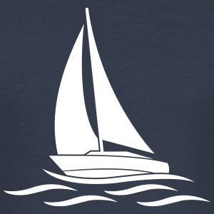 Sail away - Men's Slim Fit T-Shirt