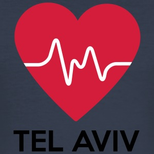 Heart Tel Aviv - Herre Slim Fit T-Shirt