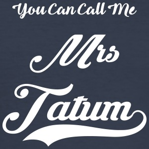 mrs tatum - slim fit T-shirt
