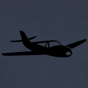 Small sports aircraft - Men's Slim Fit T-Shirt