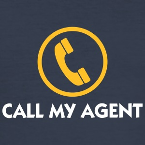 Call My Agent! - Men's Slim Fit T-Shirt