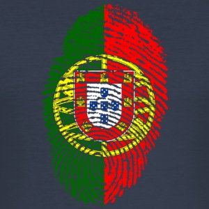 PORTUGAL 4 EVER COLLECTION - Männer Slim Fit T-Shirt