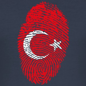 TURKIET 4 NÅGONSIN COLLECTION - Slim Fit T-shirt herr