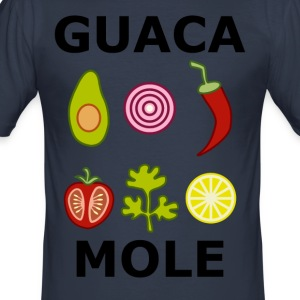 guacamole - slim fit T-shirt