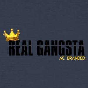 Echt Gangsta AC BRANDED - Männer Slim Fit T-Shirt