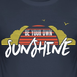 Be your own sunshine 2 - Men's Slim Fit T-Shirt